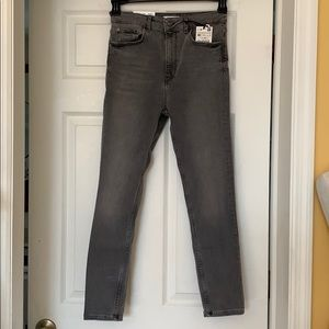 Zara Highwaiated skinny jeans